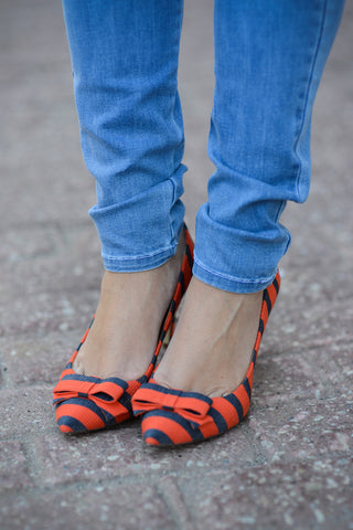 Blogger Sharing My Sole in Lucy Marie Denim