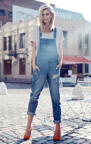 The Frisky in Overalls