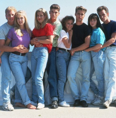 Beverly Hills 90210 via Fox