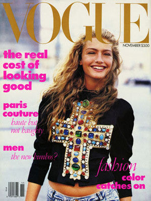 Michaela Bercu Vogue Cover