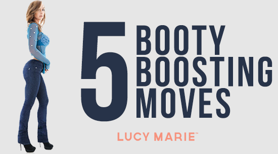 5 Booty Boosting Moves For Summer