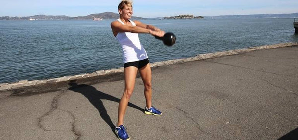 Build a Booty with these 3 Key Kettlebell Moves