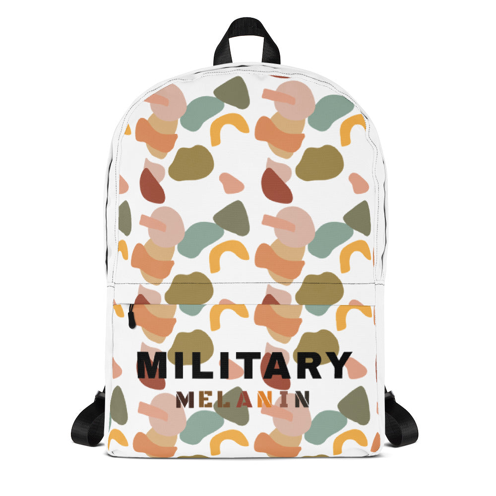 Military Melanin Fatigue Backpack