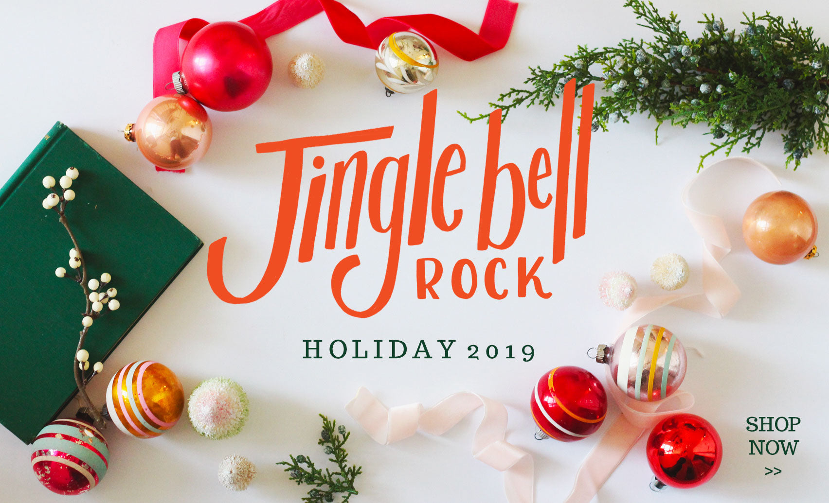 Jingle Bell Rock - The Lily & Val 2019 Collection