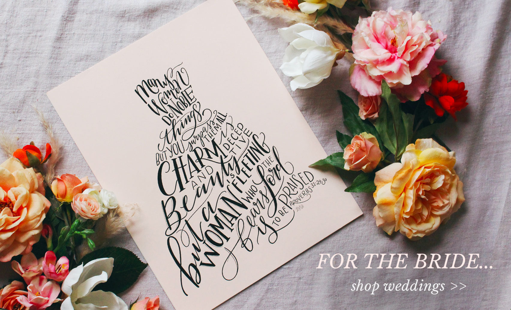 To Have & To Hold - Lily & Val Wedding Vow Books - The L&V Wedding Collection is Here!