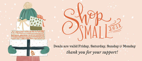 Shop Small with Lily & Val