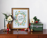 A Partridge In A Pear Tree - Print