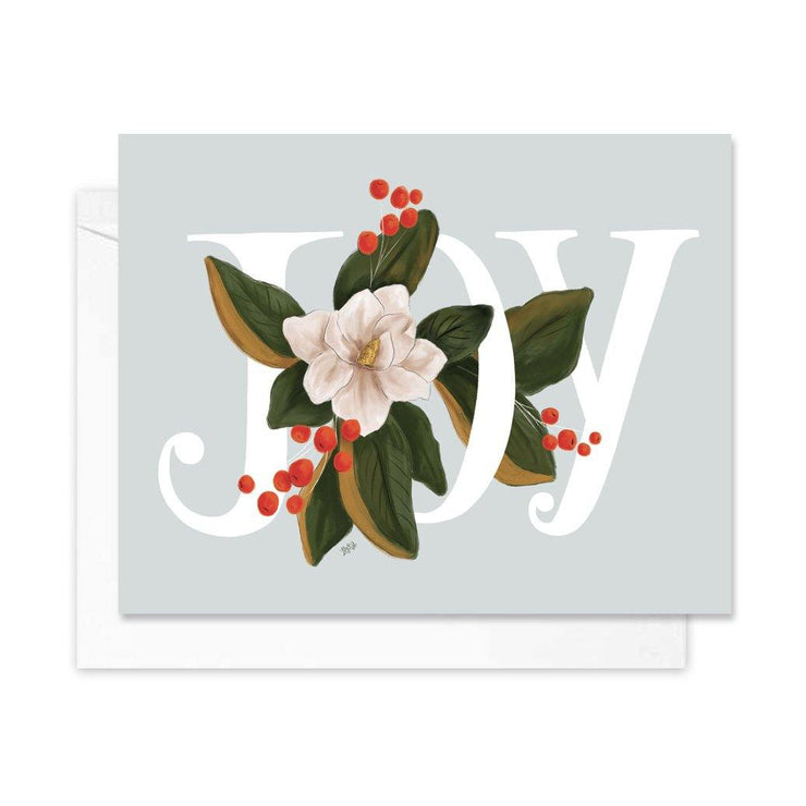JOY - A2 Note Card