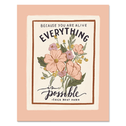 Everything is Possible - Print