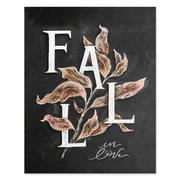 Fall in Love - Print