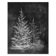 Chalk Dust Trees - Print
