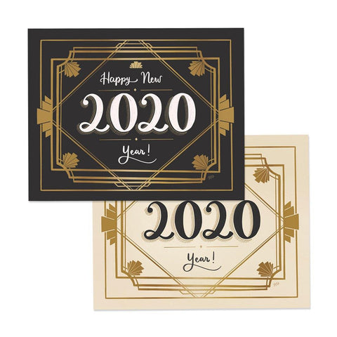 Happy New Year 2020 - Instant Digital Download Bundle