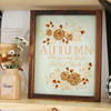 Autumn's Lovely Smile - Print & Canvas