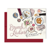 Brunch Ladies Forever - A2 Note Card