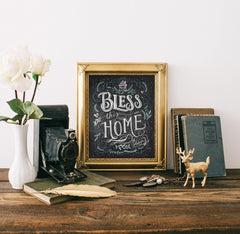 Bless this Home - Print