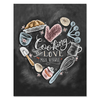 Cooking Is Love Made Visible - Print