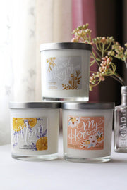 Bundle of 3 Limited Edition Mother's Day Candles