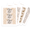 Cheers Wine Bottle Labels - Digital Download
