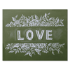 Green With Love - Print & Canvas