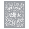 White Christmas - Print & Canvas