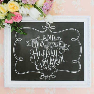 Happily Ever After - Print
