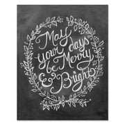Special Release - Vintage L&V May Your Days Be Merry & Bright