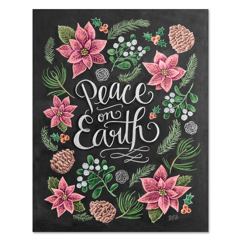 Peace on Earth - Print & Canvas
