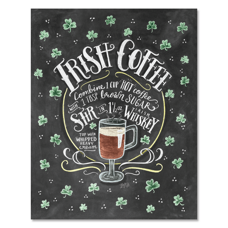 Irish Coffee - Print
