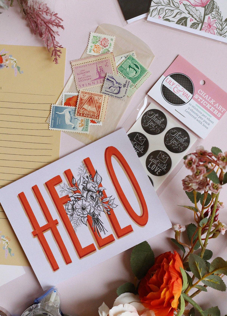 Snail Mail Surprise Box - SHIPPING INCLUDED