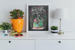 Home is Wherever I'm With You - Print