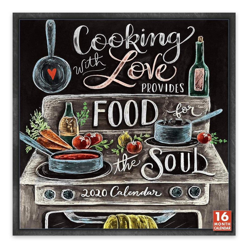 2020 Cooking With Love Calendar
