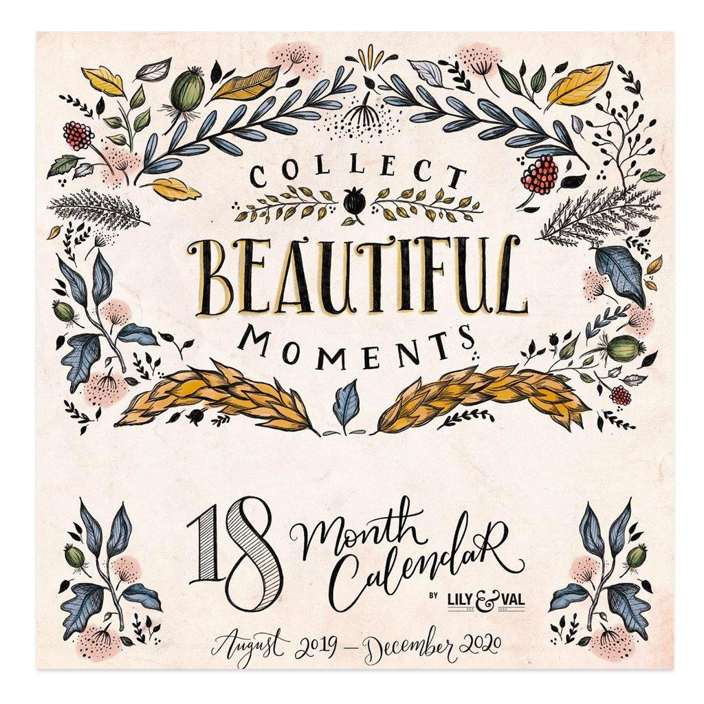 2020 Collect Beautiful Moments Calendar