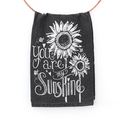 You Are My Sunshine - Cotton Tea Towel