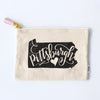 <3 Pittsburgh Zippered Pouch