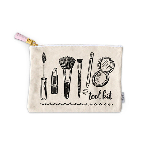 Tool Kit Zippered Pouch