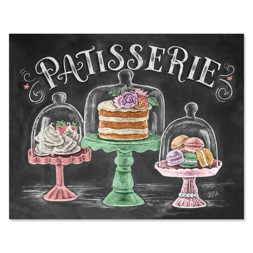 French Bakery - Print