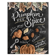 Pumpkin Pie Spice Recipe- Print