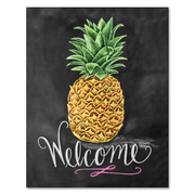 Pineapple Welcome - Print