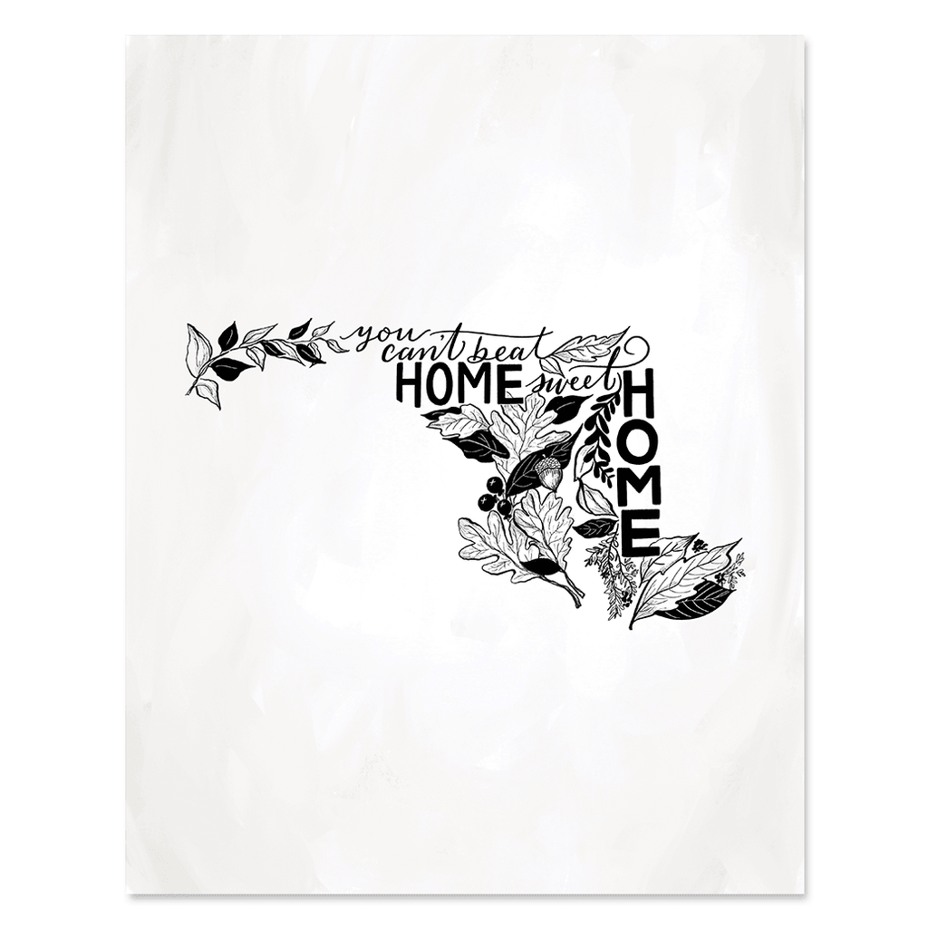 Maryland - Print & Canvas