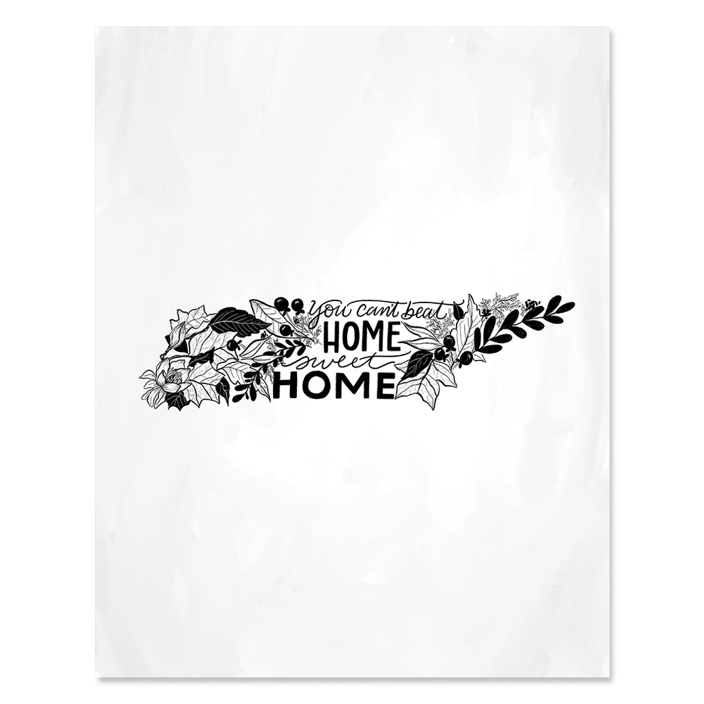 Tennessee - Print & Canvas