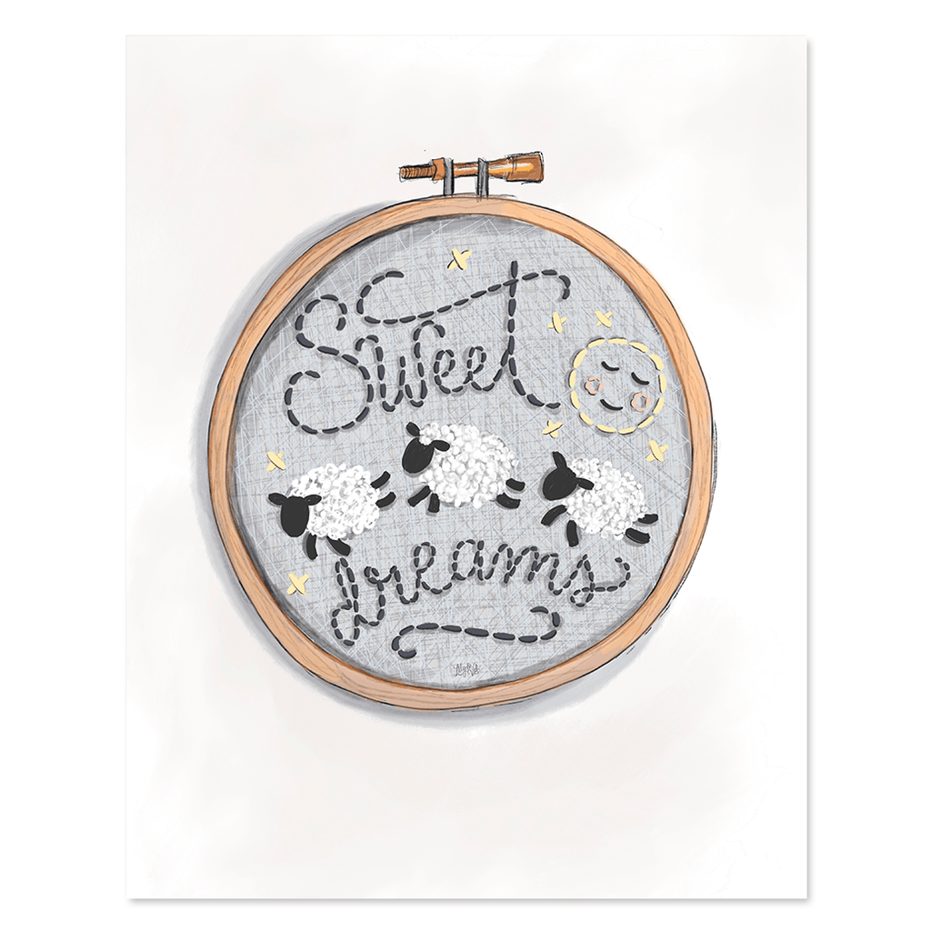 Sweet Dreams - Print & Canvas