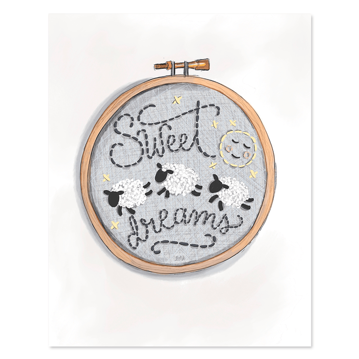 Sweet Dreams - Print