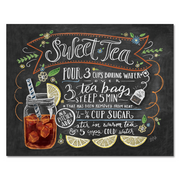 Sweet Tea Recipe - Print