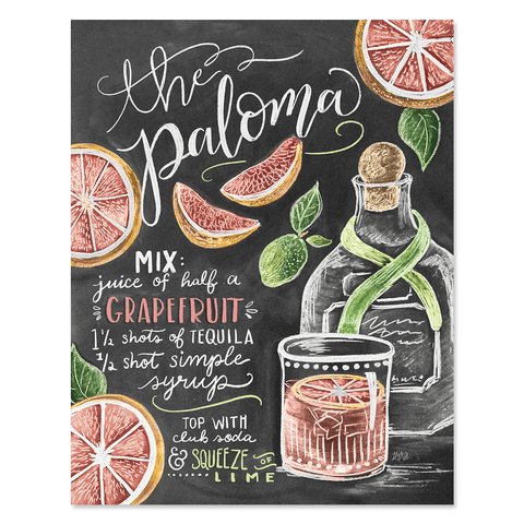 The Paloma - Print