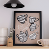 Tea Time - Print & Canvas