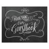 Please Sign Our Guestbook - Print & Canvas