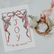 Holiday Print & Handmade Mini Wreath - Limited Time Bundle