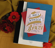 You're a Wonder, Woman - A2 Note Card