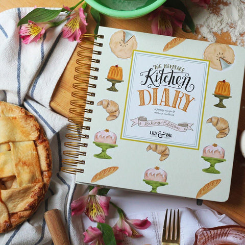 Keepsake Kitchen Diary™ - Baking Edition