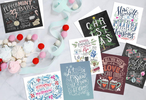 2016 Assorted Holiday Note Card Set